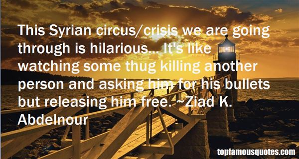 Quotes About Syrian Crisis