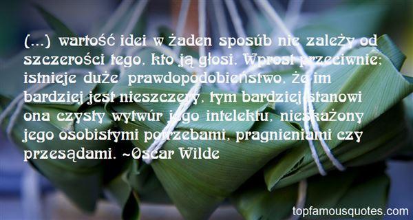 Quotes About Szczero