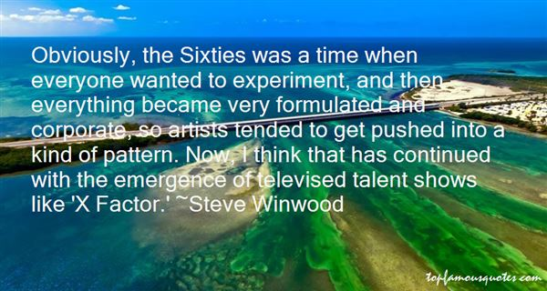 Quotes About Talent Shows