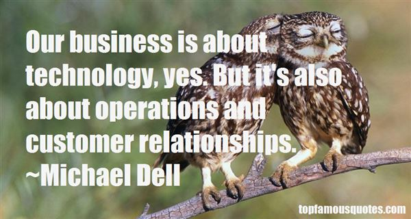 Quotes About Technology And Relationships