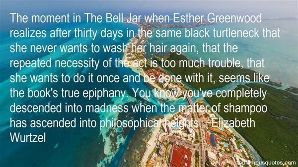Quotes About The Bell Jar Esther