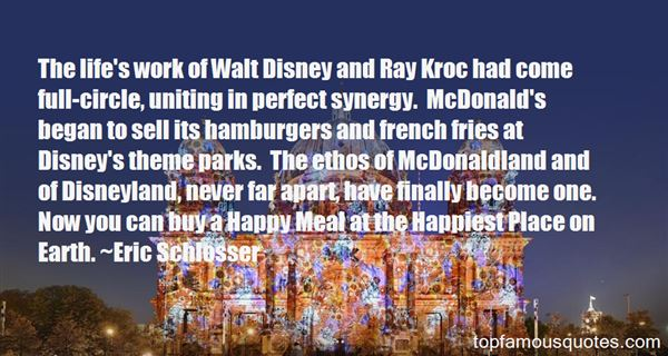 Quotes About The Happiest Place On Earth