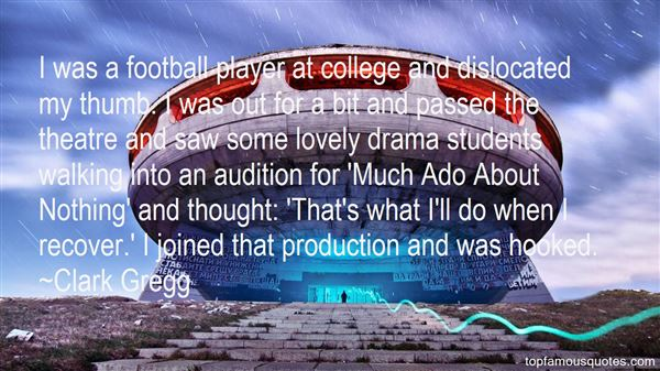 Quotes About Theatre Production