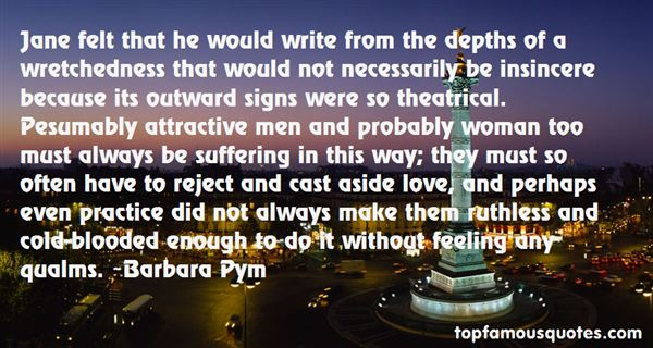 Quotes About Theatrical Love
