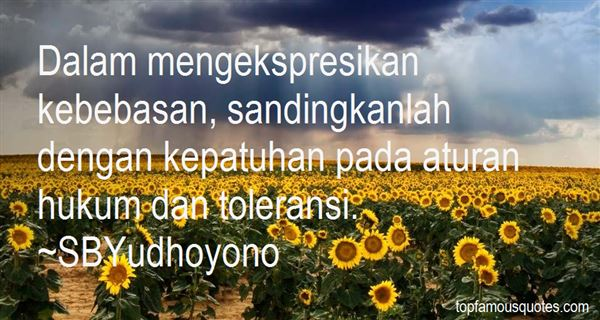 Quotes About Toleransi