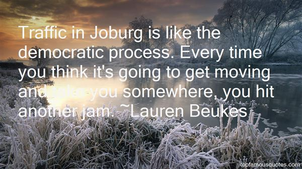 Quotes About Traffic Jam