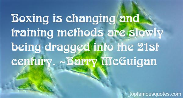 Quotes About Training Methods