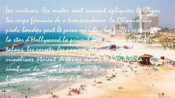 Quotes About Transcendance
