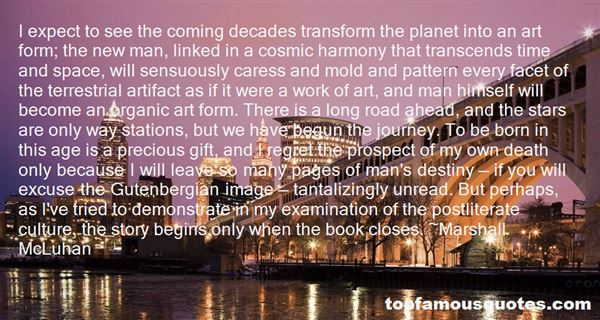 Quotes About Transcends
