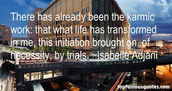 Quotes About Transformed