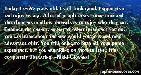 Transition And Change Quotes: Best 9 Famous Quotes About