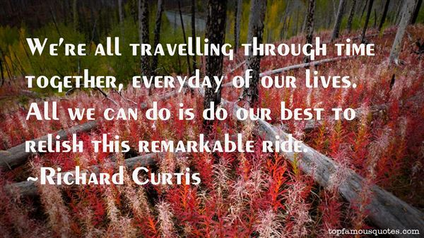 Quotes About Travelling Together
