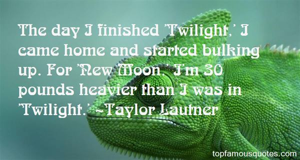 Quotes About Twilight New Moon