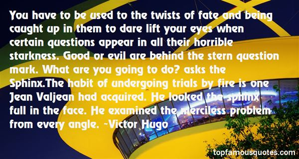 Quotes About Twists Of Fate