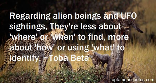 Quotes About Ufo