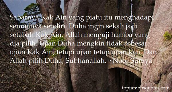 Quotes About Ujian