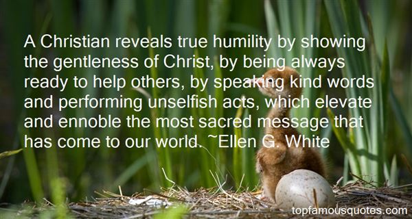 Quotes About Unselfish Acts