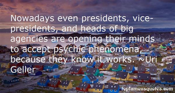 Quotes About Vice Presidents
