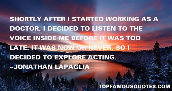 Quotes About Voice Acting