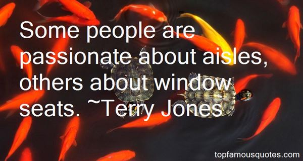 Quotes About Window Seats