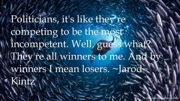 Quotes About Winners And Losers