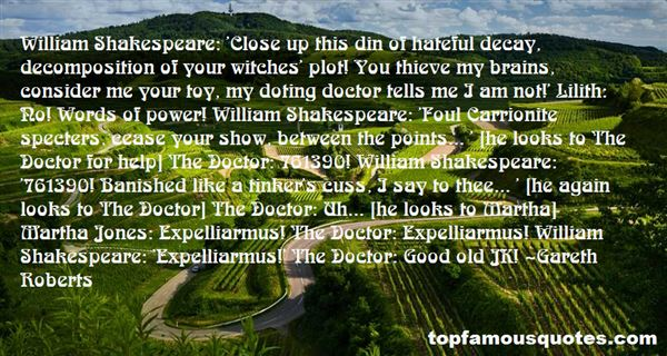 Quotes About Witches Shakespeare