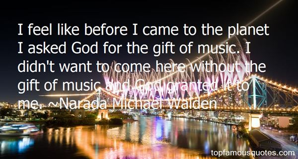Quotes About Without Music