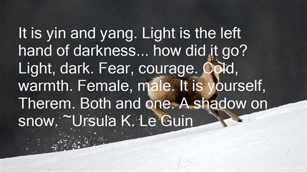 Quotes About Yin And Yang
