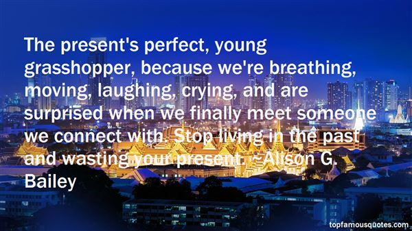 Quotes About Young Grasshopper