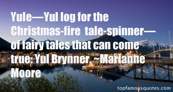 Quotes About Yule