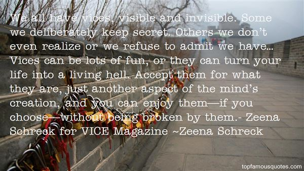 Quotes About Zeena