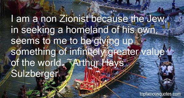 Quotes About Zionist