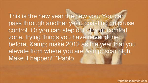 Quotes About 2012