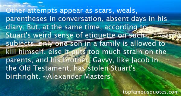 Quotes About Absent Parents