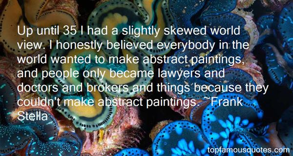 Quotes About Abstract Paintings