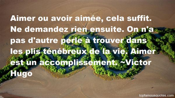 Quotes About Accomplissement