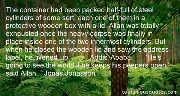 Quotes About Addis Ababa