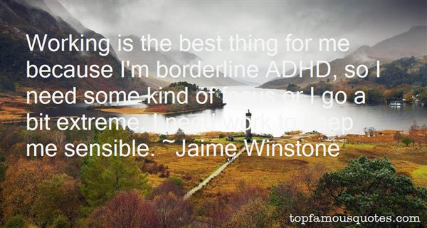 Quotes About Adhd