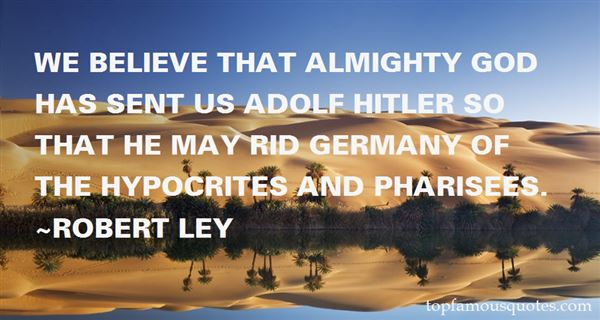 Quotes About Adolf