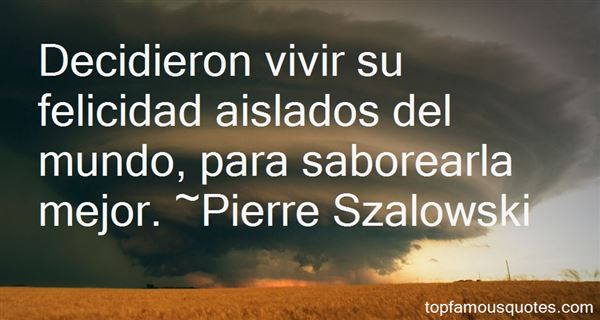 Quotes About Aislados