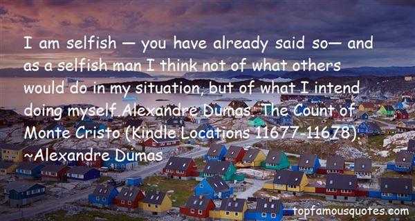 Quotes About Alexandre Dumas