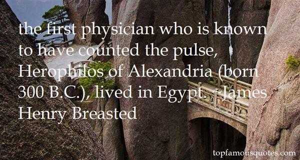 Quotes About Alexandria Egypt