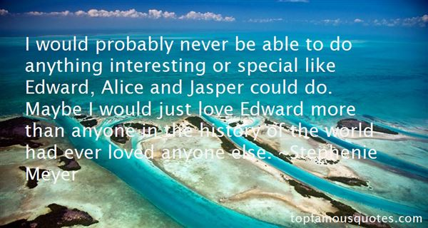 Quotes About Alice And Jasper