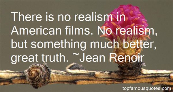 Quotes About American Realism