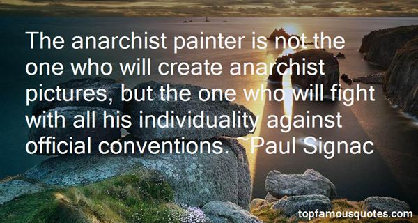 Quotes About Anarchist