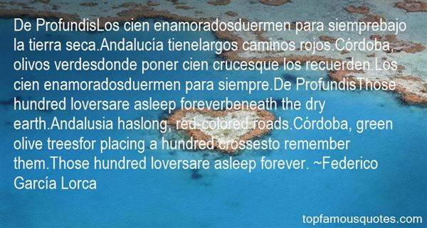 Quotes About Andalusia