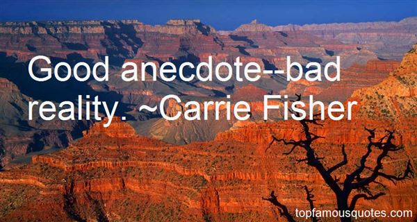 Quotes About Anecdote