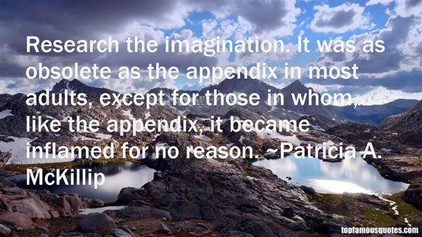 Quotes About Appendix