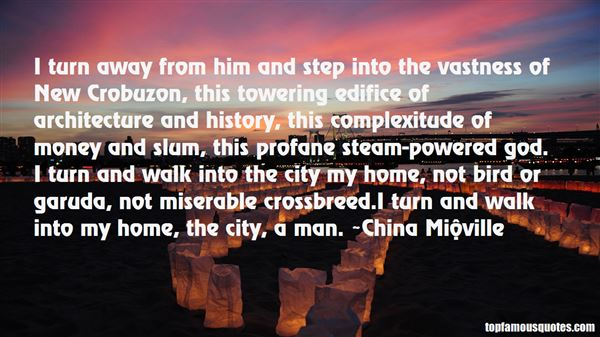 Quotes About Architecture And History