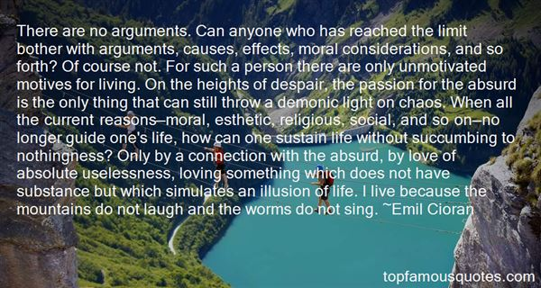 Quotes About Arguments And Love